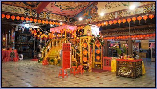2011年北投關渡宮元宵燈會照片 - 06