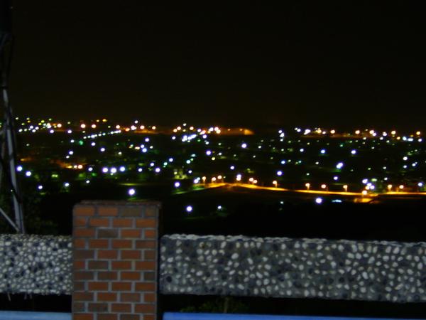 測試夜景拍攝