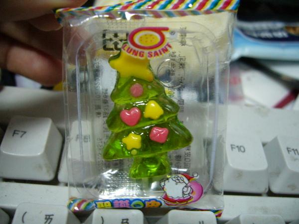 沒有聖誕樹只好用這個代替一下