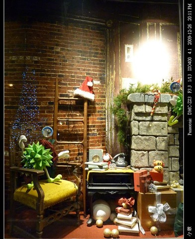 24766788:誠品的聖誕裝飾
