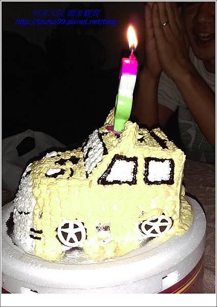 寶貝霓三歲生日06