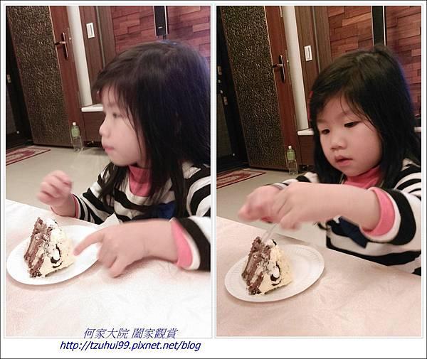 寶貝霓三歲生日09