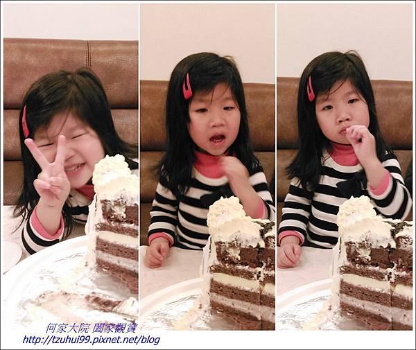 寶貝霓三歲生日11