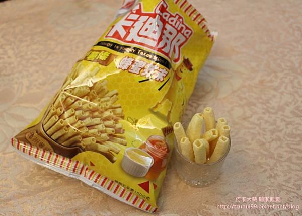 卡迪納德州薯條蜂蜜芥末07.JPG