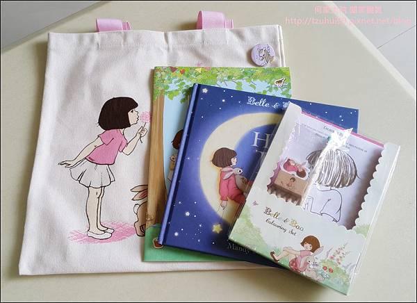 兒童英文繪本Belle&Boo 01.jpg