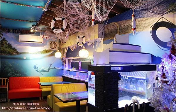 尼莫先生海洋生物主題餐廳 05.JPG