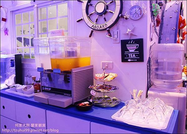 尼莫先生海洋生物主題餐廳 14.JPG