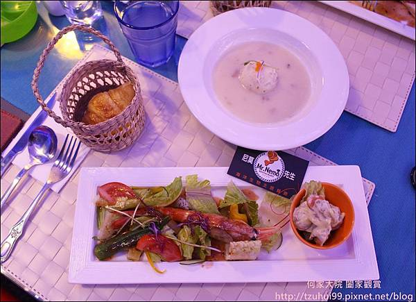 尼莫先生海洋生物主題餐廳 15.JPG