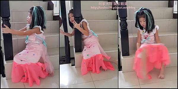 妹霓的萬聖節裝扮DIY 14.jpg