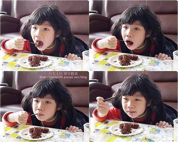 焦糖太妃布朗尼 (85度C甜點) 10.jpg
