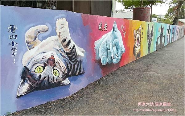 嘉義民雄3D貓咪彩繪村(菁埔貓世界) 06.jpg