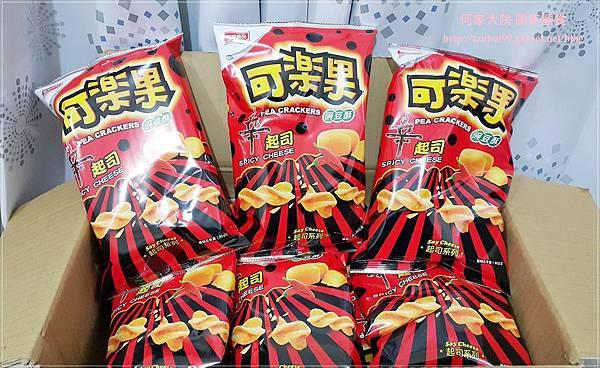 聯華食品可樂果辛起司口味 01.jpg