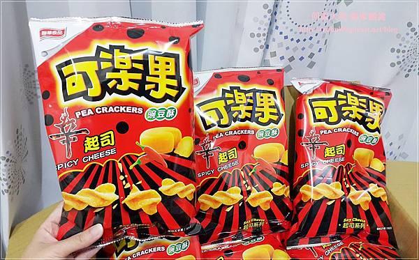聯華食品可樂果辛起司口味 02.jpg