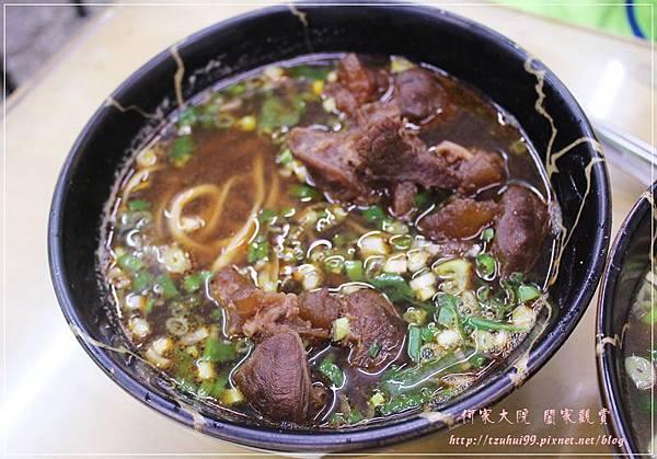 新莊阿忠牛肉麵 11.JPG