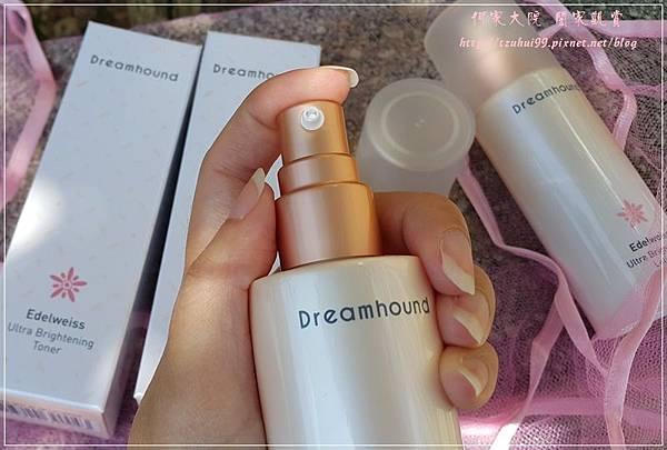 Dreamhound朵芮迷雪絨花光綻煥白系列之化妝水&乳液 11.jpg