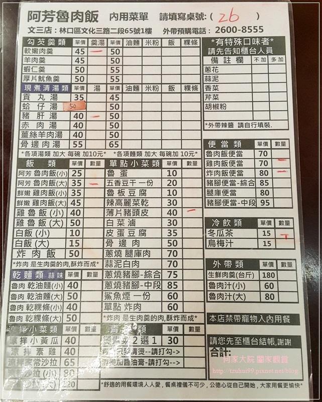 蘆洲阿芳滷肉飯林口文化店 06.jpg