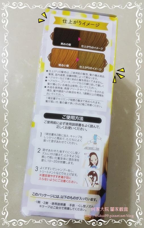 Fresh Light富麗絲小布娃娃染髮劑(亞麻棕色) 04.jpg