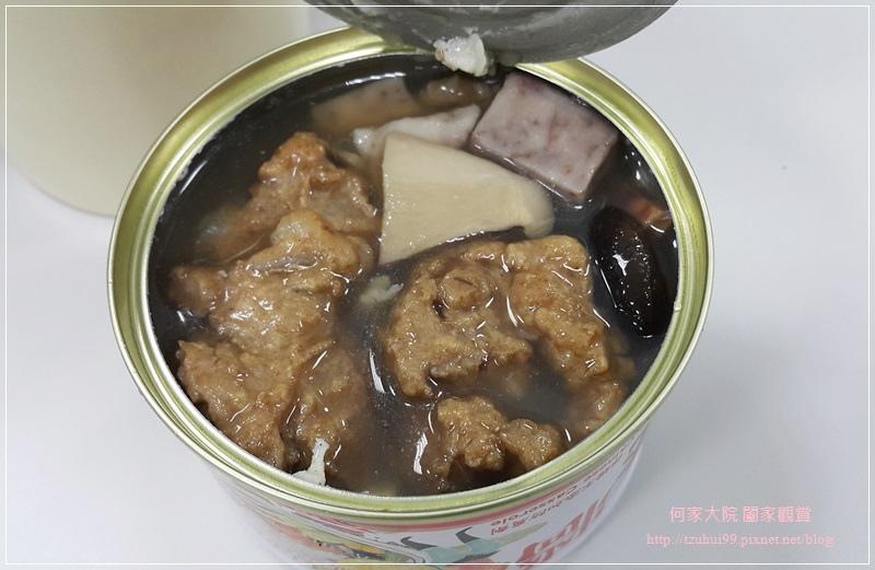 軒閣食品鮮盒子湯罐頭 22