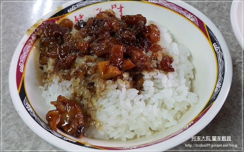 台北北投市場美食三連發~矮仔財+黃家酸菜滷肉飯+阿婆紅茶 08.jpg