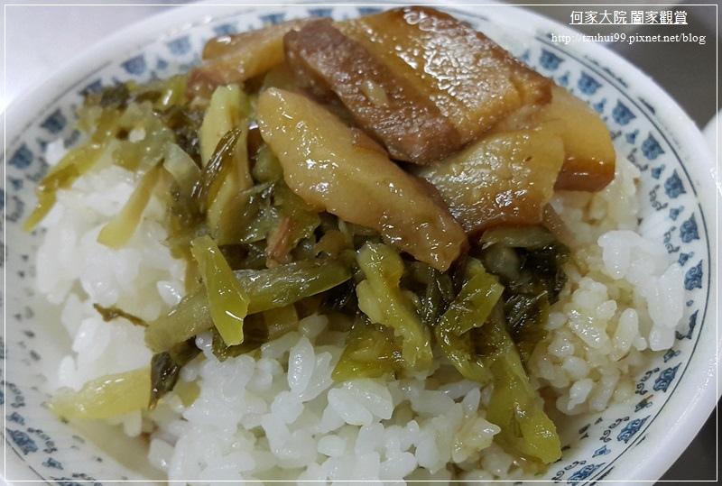 台北北投市場美食三連發~矮仔財+黃家酸菜滷肉飯+阿婆紅茶 19.jpg
