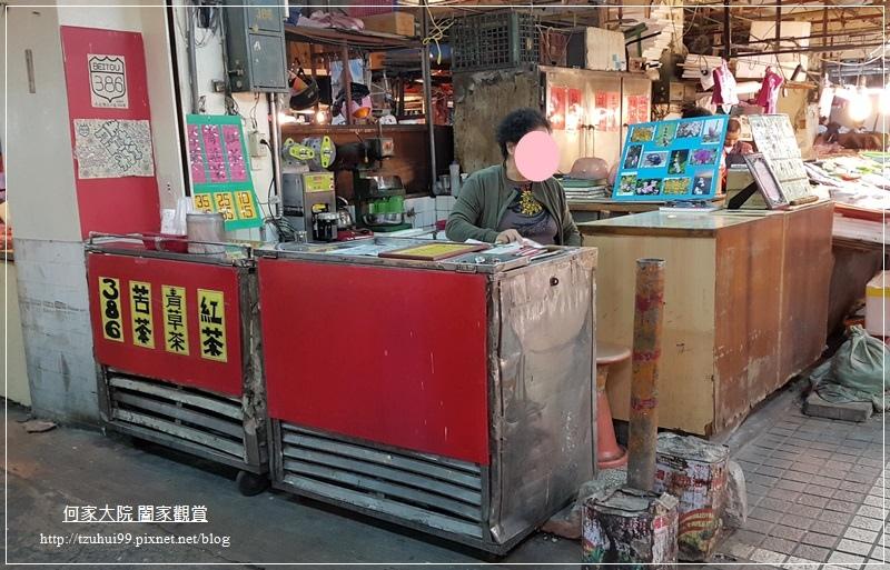台北北投市場美食三連發~矮仔財+黃家酸菜滷肉飯+阿婆紅茶 24.jpg