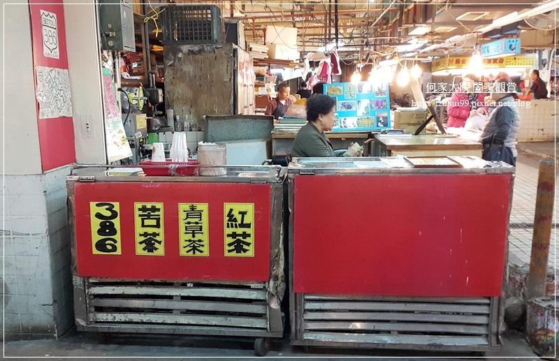 台北北投市場美食三連發~矮仔財+黃家酸菜滷肉飯+阿婆紅茶 25.jpg