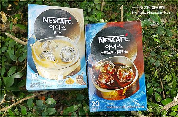 Nescafe雀巢咖啡之雀巢三合一冰咖啡&雀巢美式冰咖啡 02.jpg
