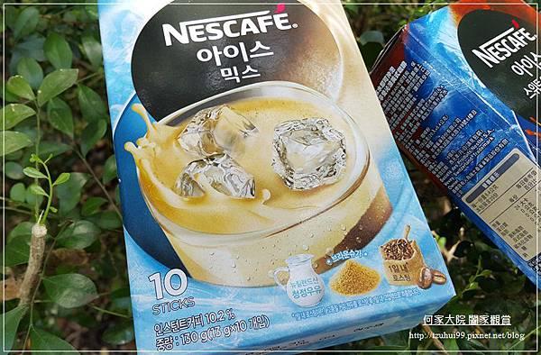 Nescafe雀巢咖啡之雀巢三合一冰咖啡&雀巢美式冰咖啡 04.jpg