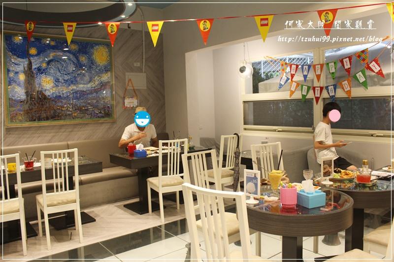 土城公主樂糕殿親子&樂高主題餐廳 15.JPG