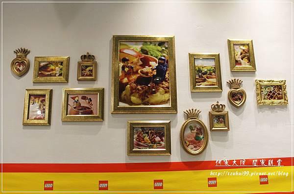 土城公主樂糕殿親子&樂高主題餐廳 18.JPG