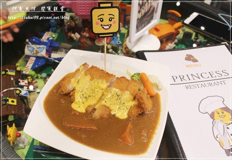 土城公主樂糕殿親子&樂高主題餐廳 22.JPG