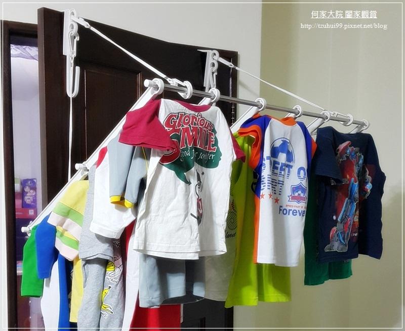 ShopKimo韓國快Quick3萬能晾衣架 29-1