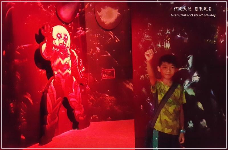怪獸襲來.台北展覽(花博夢想館) 14.jpg
