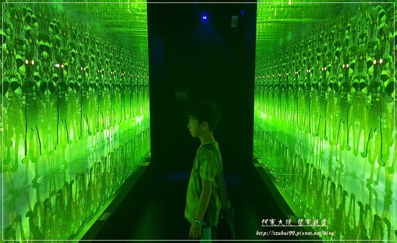 怪獸襲來.台北展覽(花博夢想館) 18.jpg