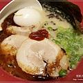 日本大阪一風堂博多拉麵近阿倍野,天王寺站 14.jpg