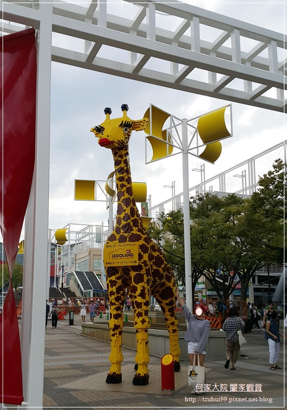 大阪室內親子景點樂高LEGOLAND Discovery center(使用大阪周遊卡無料免費) 01.jpg