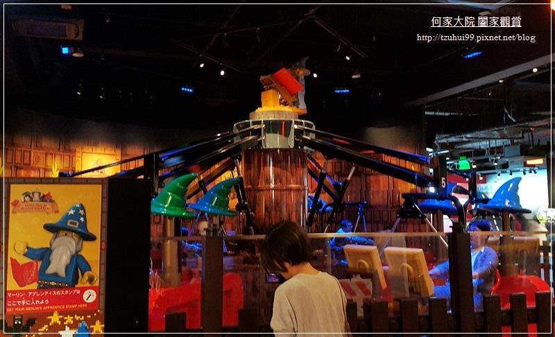 大阪室內親子景點樂高LEGOLAND Discovery center(使用大阪周遊卡無料免費) 12.jpg