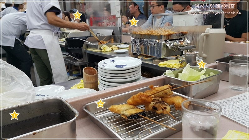 大阪八重勝串炸專門店近天王寺動物園新世界通天閣 07.jpg