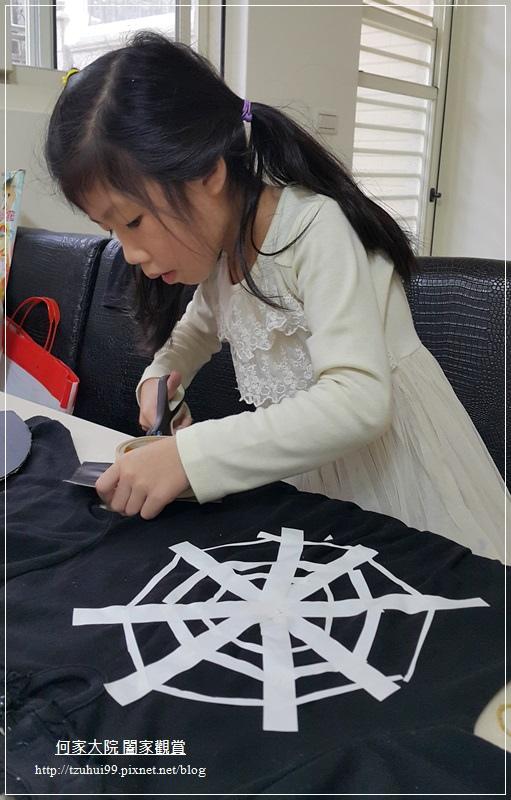 萬聖節親子手作DIY-骷髏人 07.jpg
