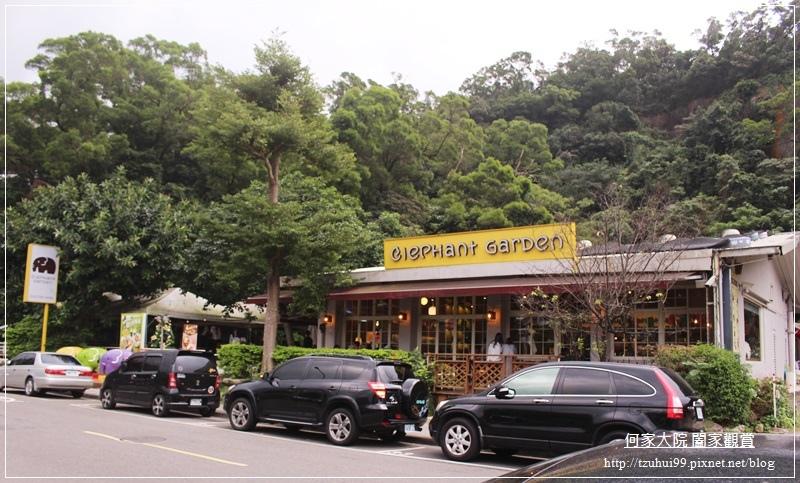 台北親子餐廳象園咖啡 elephant garden(內湖店) 01.JPG