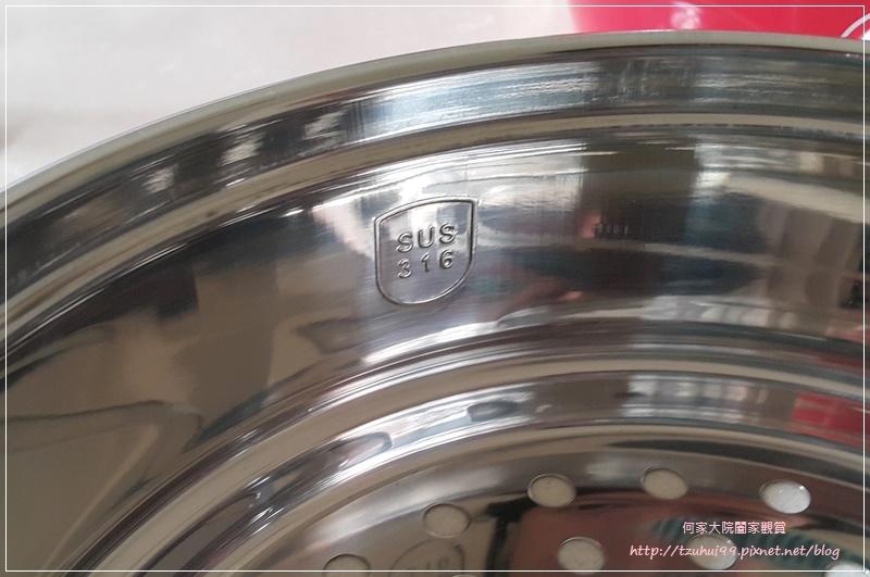 鍋寶SUS316不鏽鋼多功能美食鍋(贈316蒸架) 17.jpg