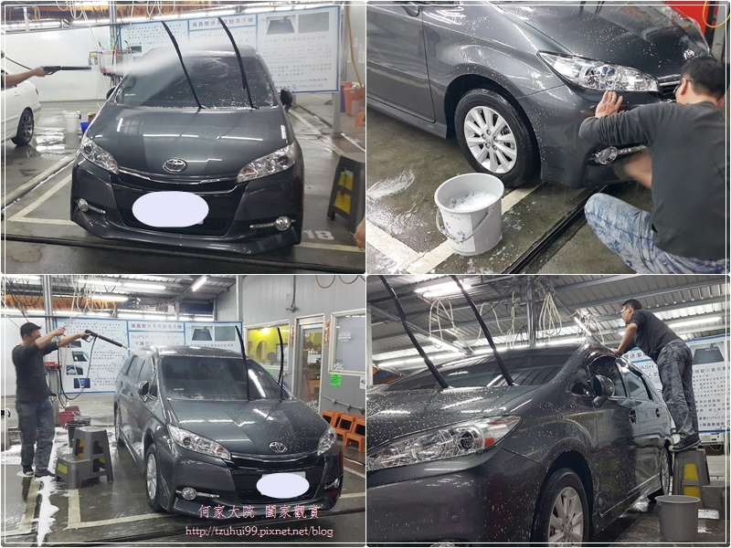 洗車用品推薦~愛車褓母Auto Care 魔黏光滑漆面組(魔潔潤滑液+魔黏的手) 13.jpg