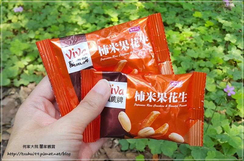 聯華食品萬歲牌便利小包裝柿米果花生 14.jpg