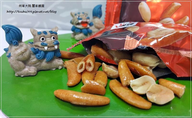 聯華食品萬歲牌便利小包裝柿米果花生 20.jpg