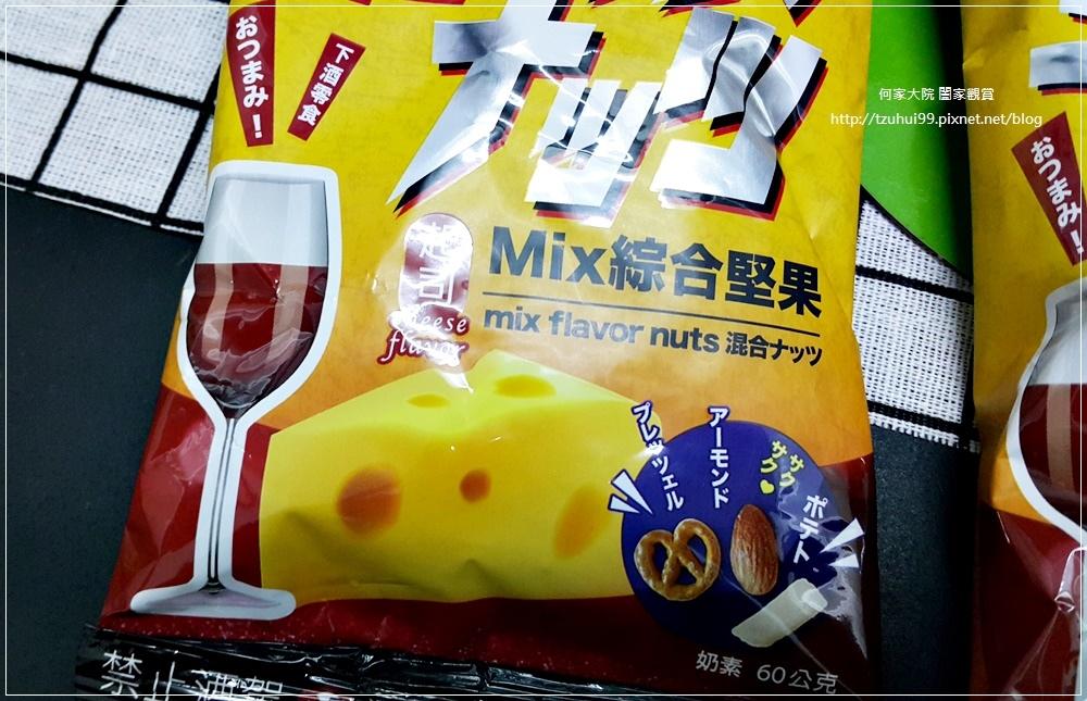 聯華食品萬歲牌Mix綜合堅果(起司蒜香風味) 06.jpg