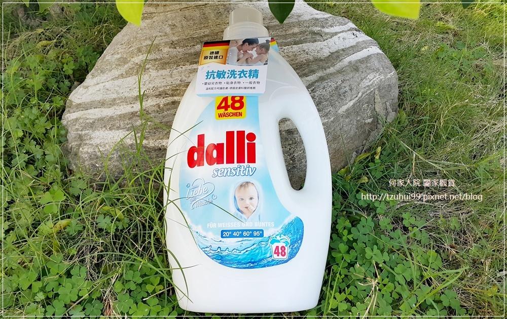 德國洗衣專家 達麗Dalli抗敏洗衣精(3.6L)加大容量 01.jpg