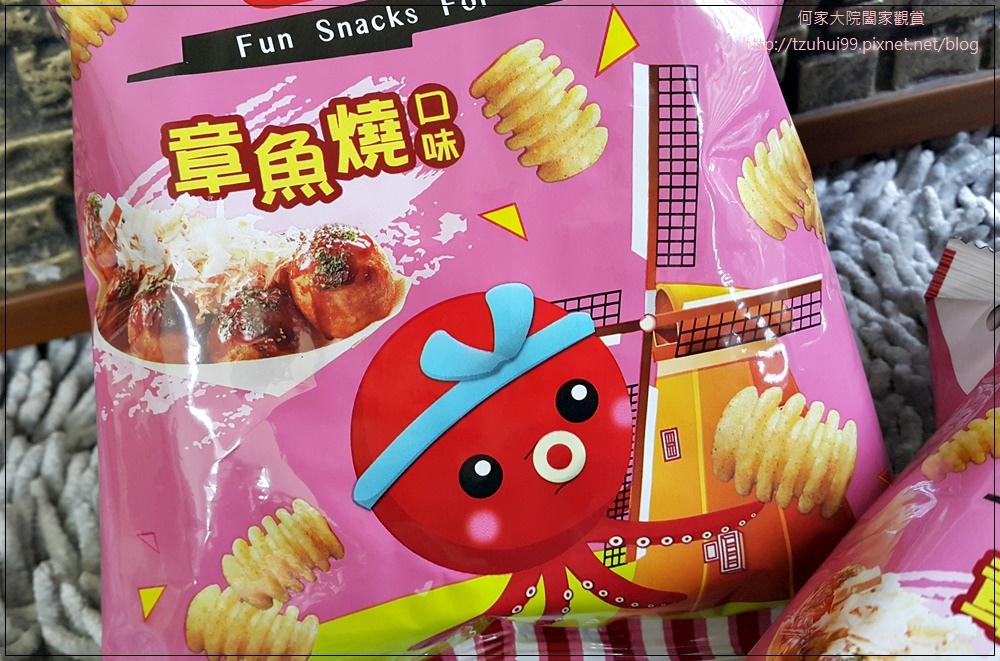 聯華食品卡迪那寶卡卡章魚燒口味 04.jpg