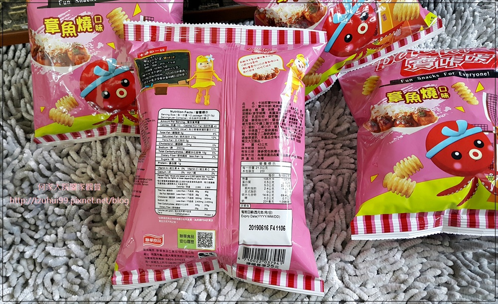 聯華食品卡迪那寶卡卡章魚燒口味 05.jpg
