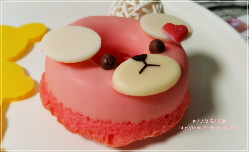 (宅配美食甜點)Chan'to Patisserie 香豆手作甜點,小熊甜甜圈磅蛋糕 10.jpg