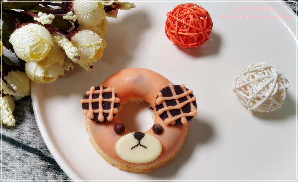 (宅配美食甜點)Chan'to Patisserie 香豆手作甜點,小熊甜甜圈磅蛋糕 16.jpg